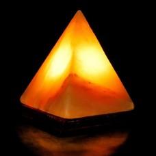 """Соляная лампа """"Пирамида"""""""