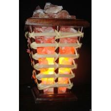 """Соляная лампа """"Домашний очаг"""" модель 789"""