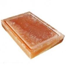 Соляная доска для жарки и сервировки