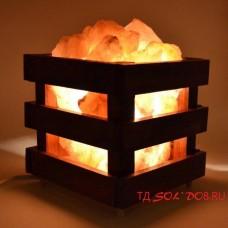 """Соляная лампа """"ВЕГА"""" модель 786 серия домашний очаг"""