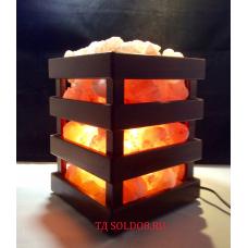 """Соляная лампа """"КОНГО"""" модель 786 серия домашний очаг"""