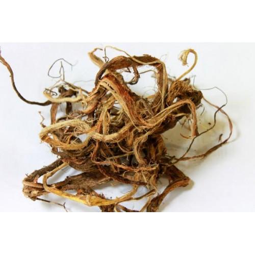 Красный корень   (копеечник забытый, медвежий корень, чайный корень, копеечник чайный, белошный корень, кровяной корень, медведь-корень) (100г)