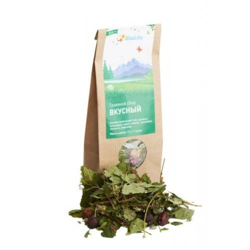"Травяной чай ""Вкусный"" (70г)"