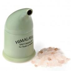 Керамический ингалятор с гималайской розовой солью